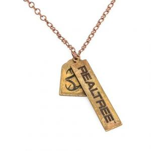 Realtree Bar Necklace