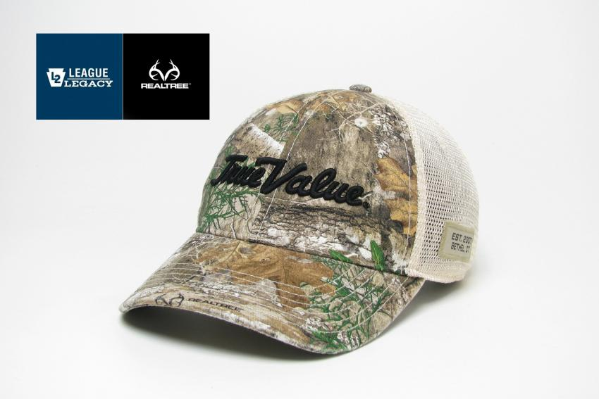 Realtree ATV Terrain Cap and Hat 2020 New Men's Collection