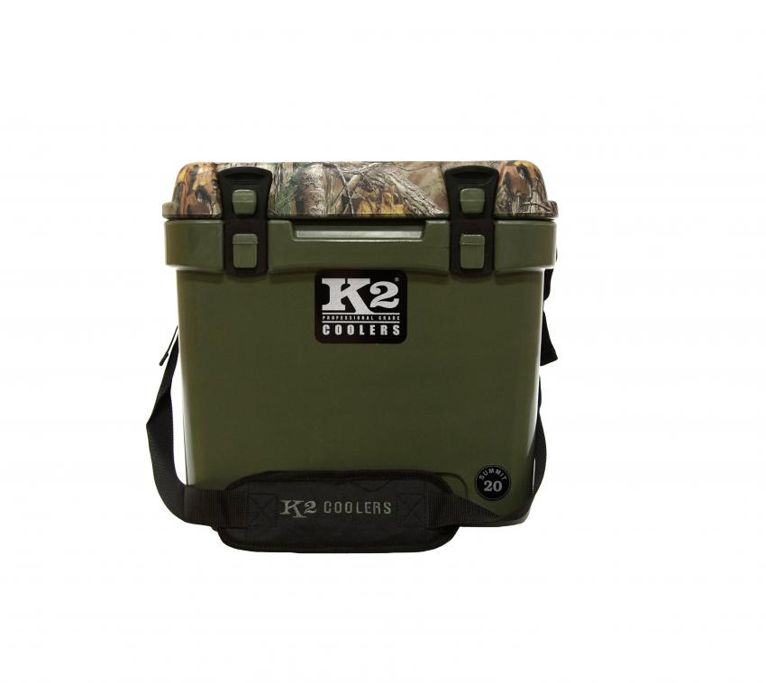 Realtree Camo Summit 20 K2 Cooler | Realtree B2B