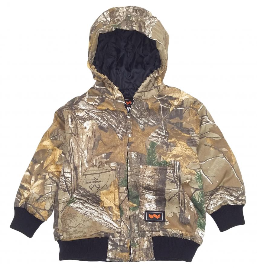 182a9739330f2 Walls Youth Hunting 6-Pocket Cargo Pant -- Decorated in Realtree Xtra,  these camo pants feature two spacious cargo leg pockets and two back patch  pockets, ...