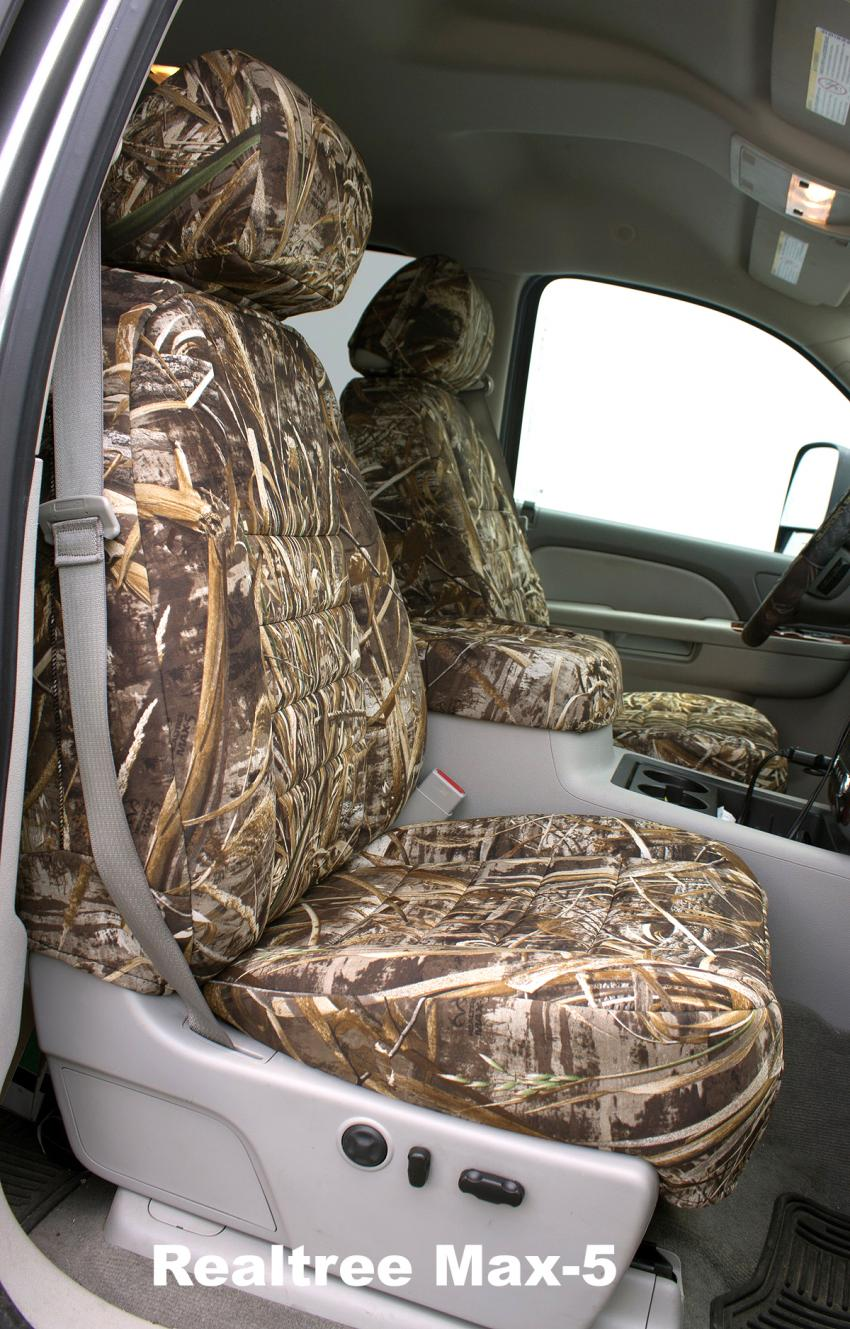 Realtree Camo Seat Covers By Wet Okole