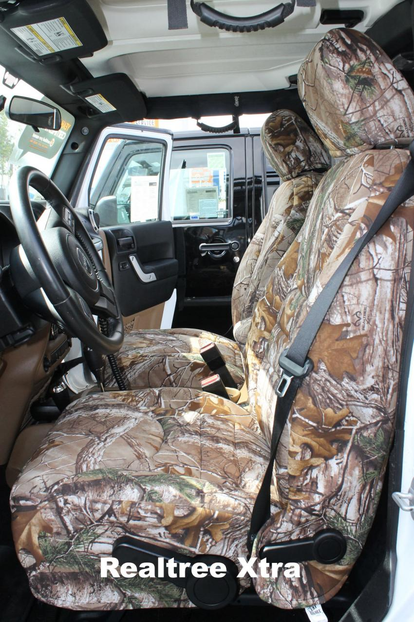 Realtree Camo Seat Covers By Wet Okole Realtree B2b