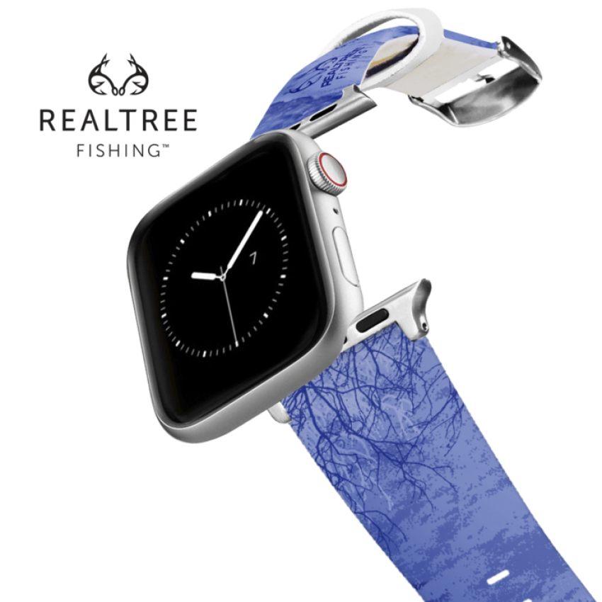 Realtree Fishing Apple Watch Band