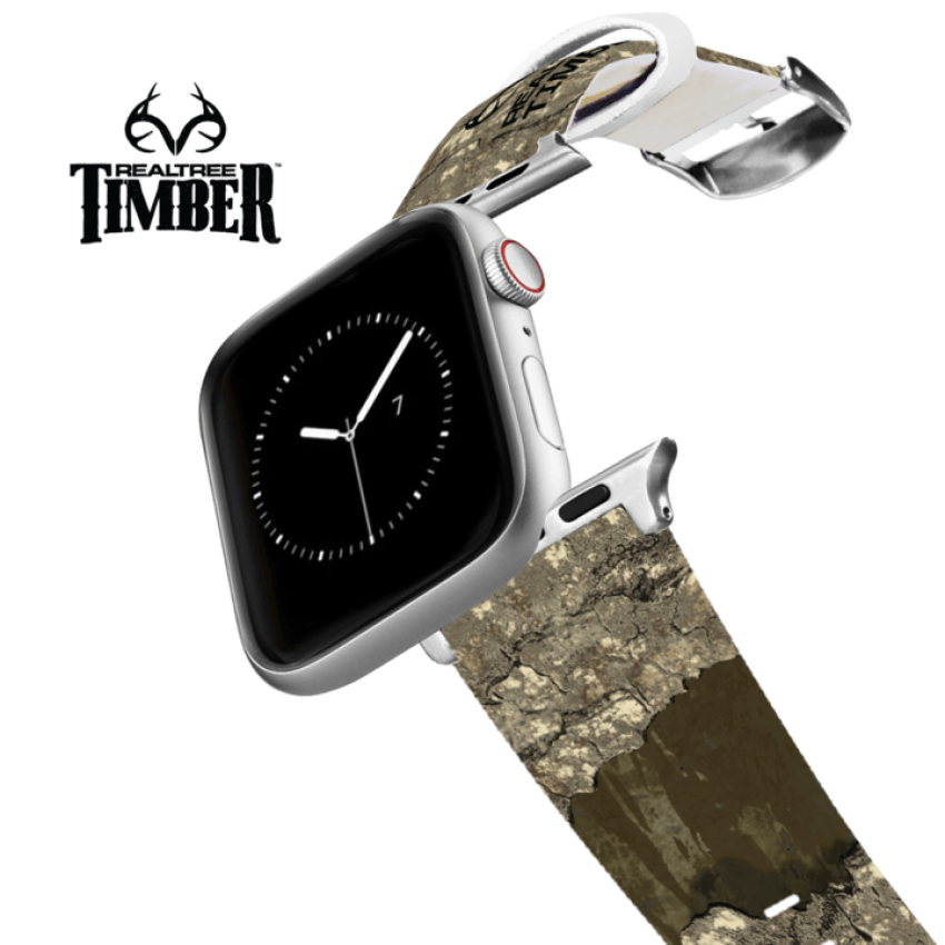 Realtree Timber Apple Watch Band
