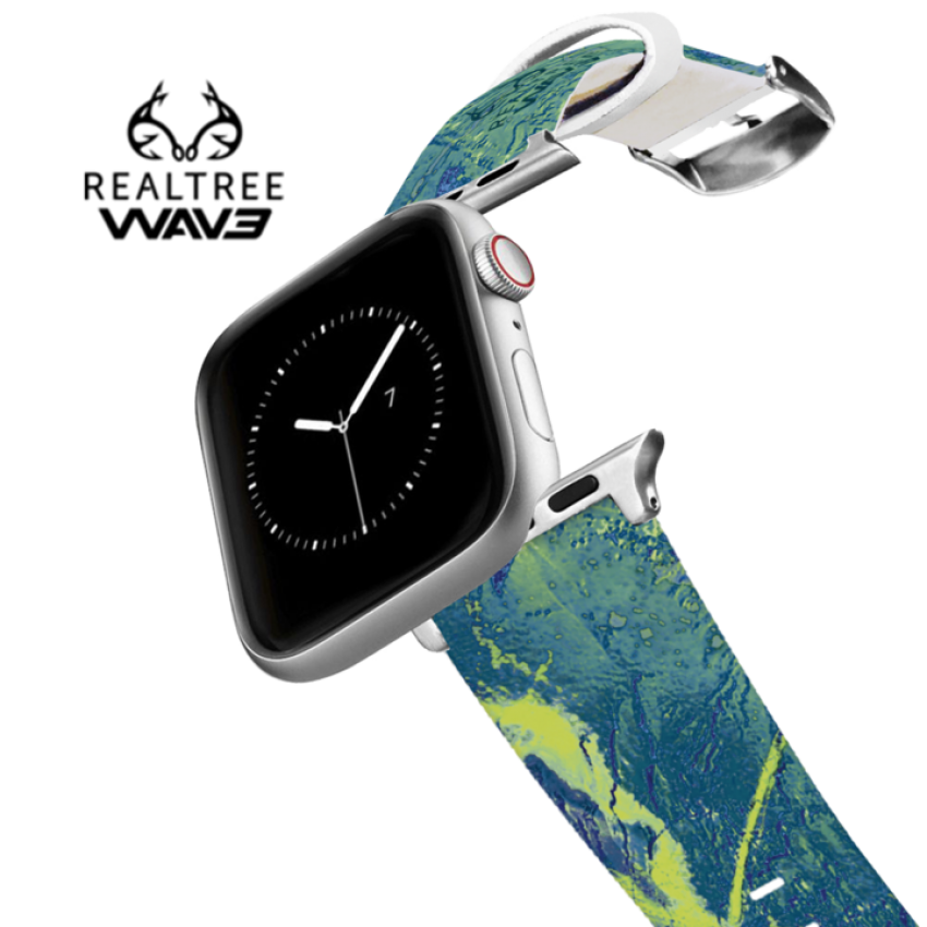 Realtree Wave Apple Watch Band