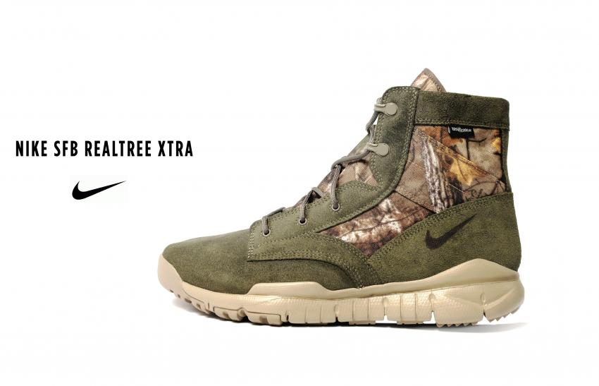Nike SFB Realtree Shoes | Realtree B2B