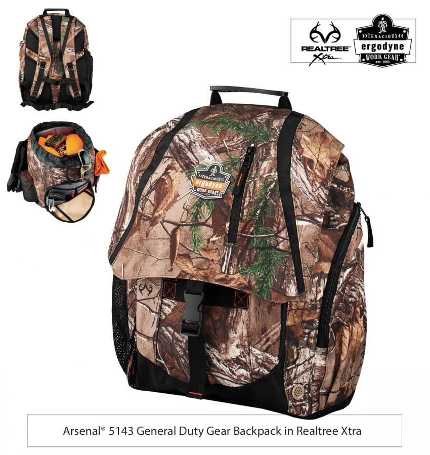 d42dbb2ba4 Ergodyne Adds Realtree Bags and Packs to Its Work Gear Lineup ...