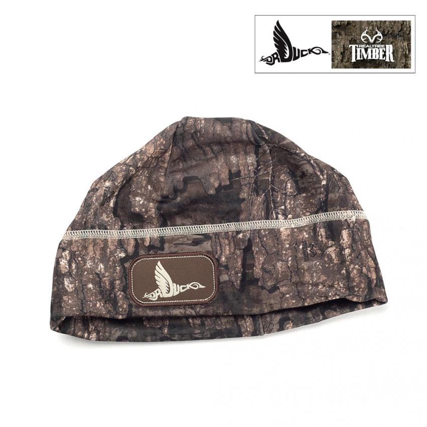 Dr. Duck Realtree Timber Beanie