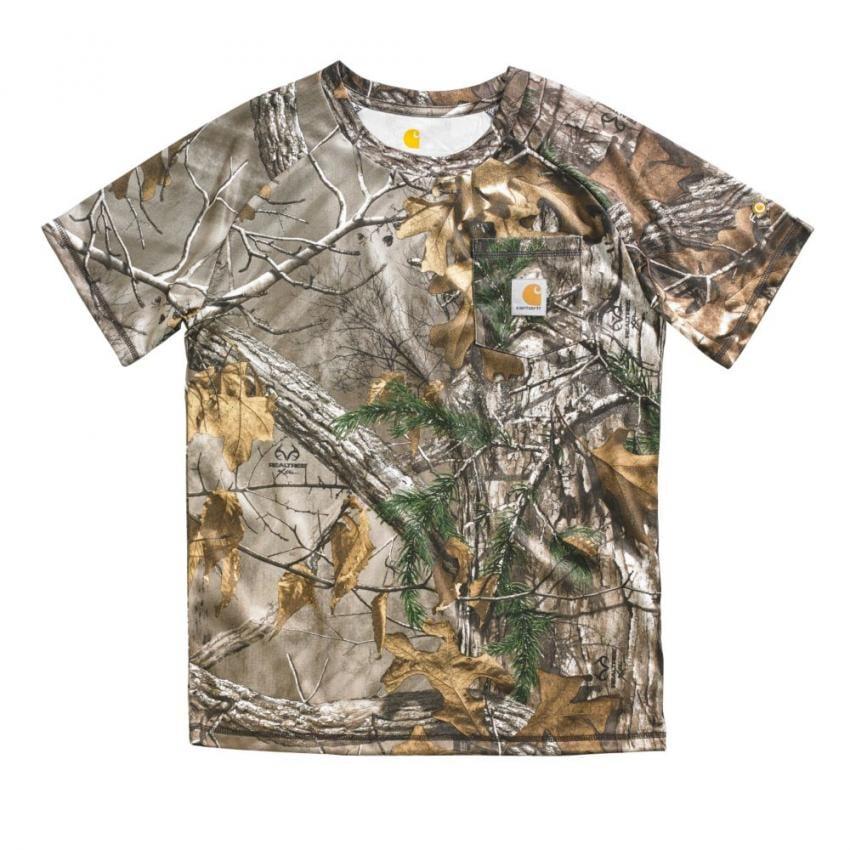 Carhartt realtree camo kids wear summer 2016 realtree b2b for Realtree camo flannel shirt