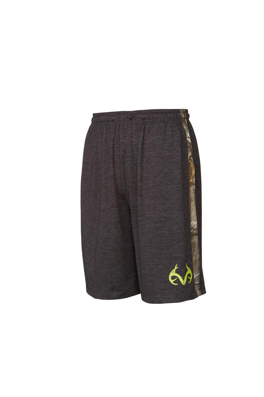Realtree men's Activewear cascade shorts | Realtree B2B