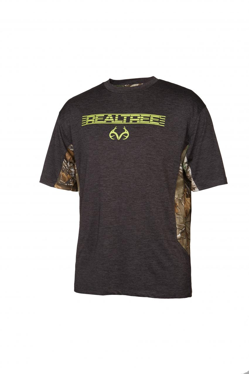 Realtree men's Activewear cascade tee | Realtree B2B