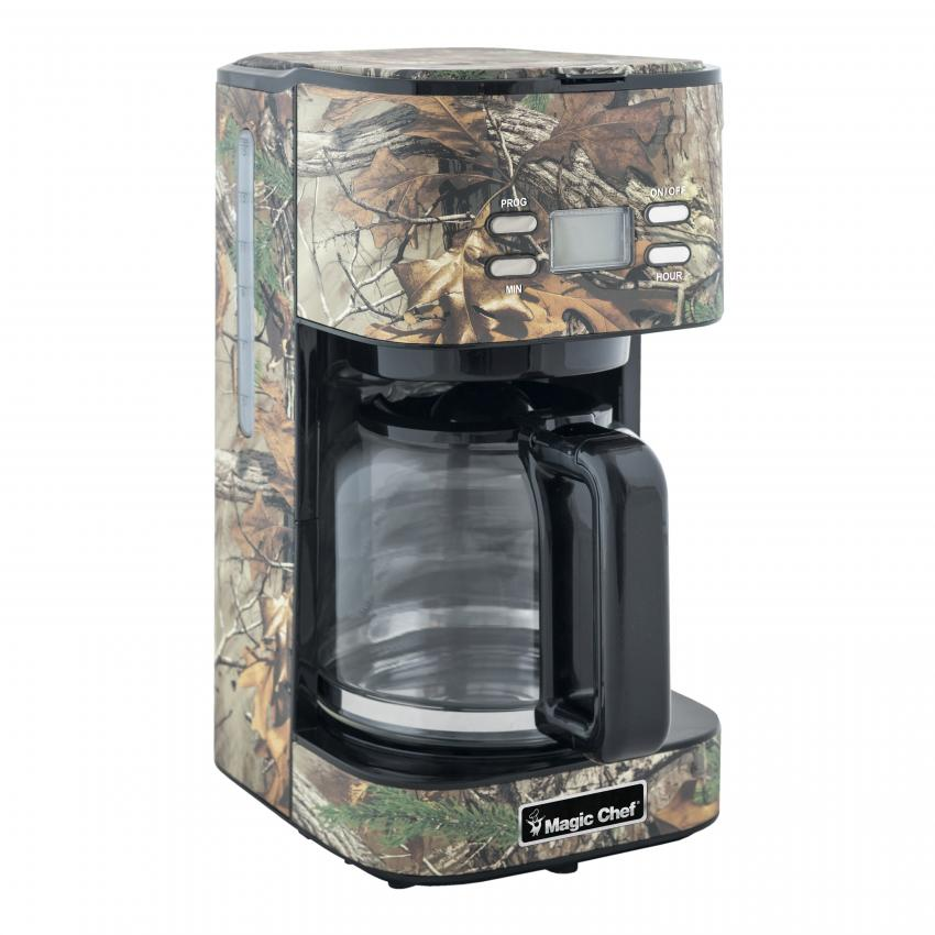 magic chef realtree camo coffee maker realtree b2b