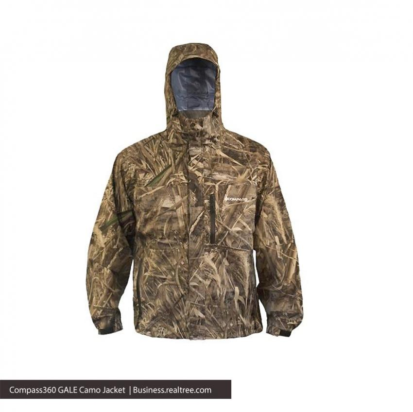 Compass360 GALE Camo Jacket | Realtree B2B