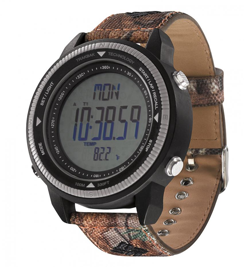 watch strap de node en timberland leather pontook watches brown chrono bemine hunting