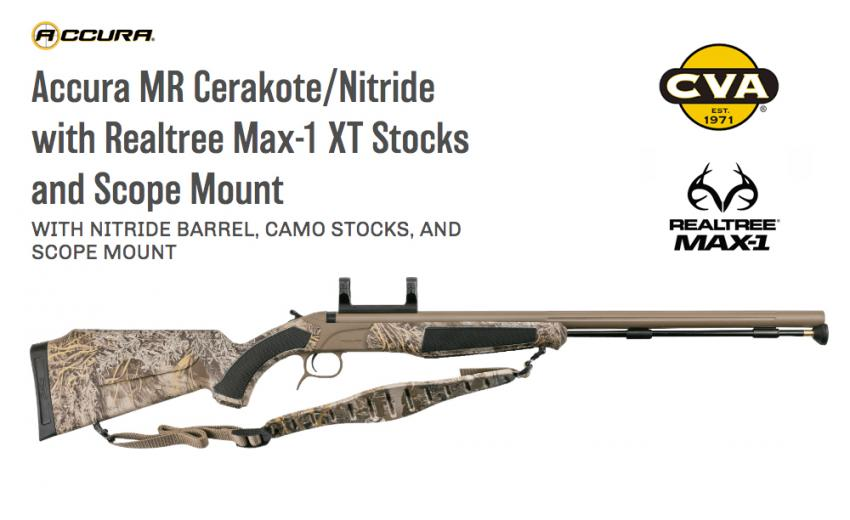 cva accura mr cerakote realtree max-1