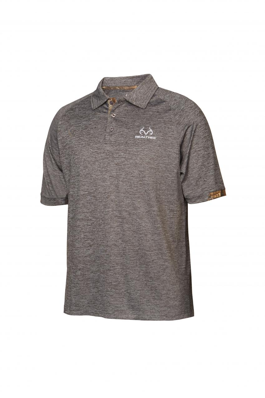 Realtree men's Activewear dakota polo | Realtree B2B