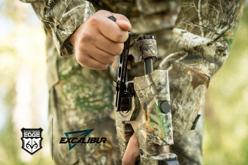 Excalibur Assassin Realtree Edge Crossbow 01