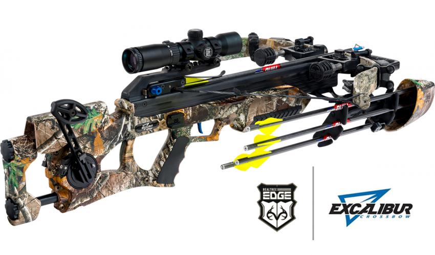 Excalibur Assassin Realtree Edge Crossbow