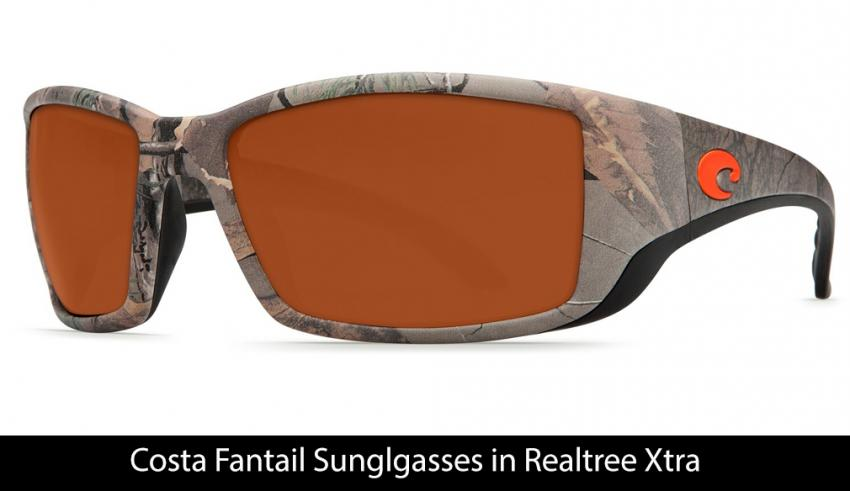 Costa Fantail Sunglasses in Realtree Xtra | Realtree B2B