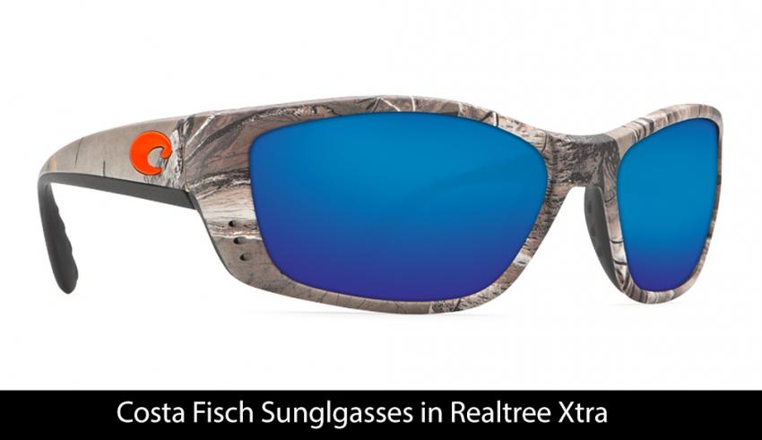 Costa Fisch Sunglasses in Realtree Xtra | Realtree B2B