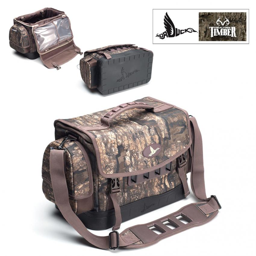 Dr. Duck Realtree Timber Flyway Blind Bag