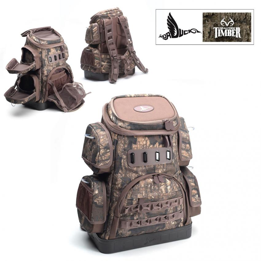 Dr. Duck Realtree Timber Flyzone Backpack