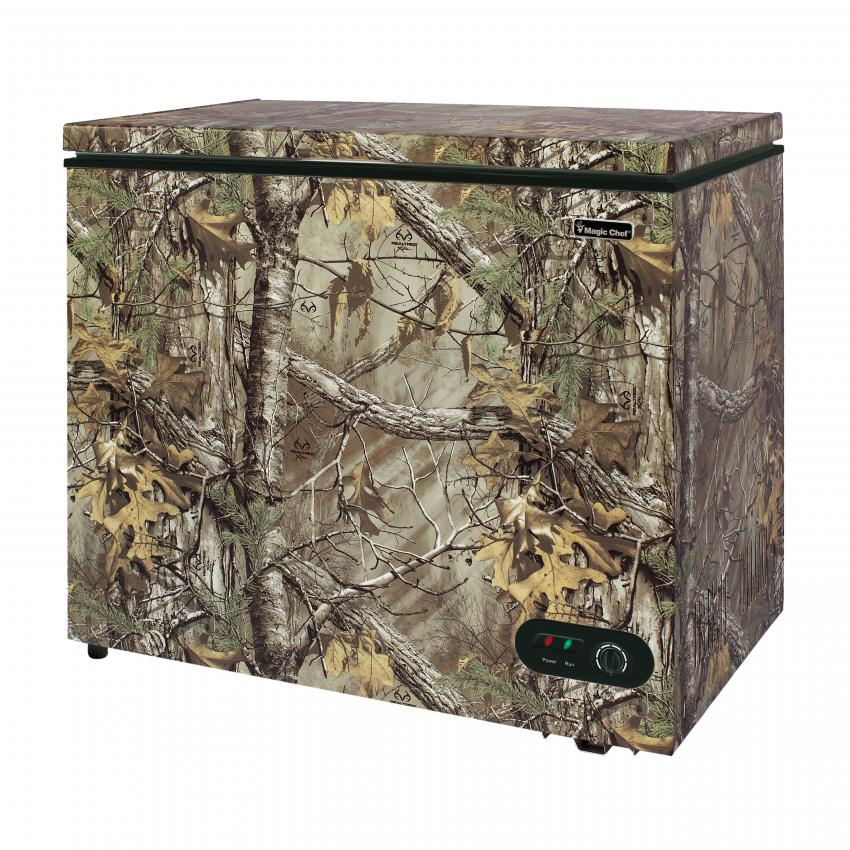 Magic Chef Realtree Camo Freezer | Realtree B2B