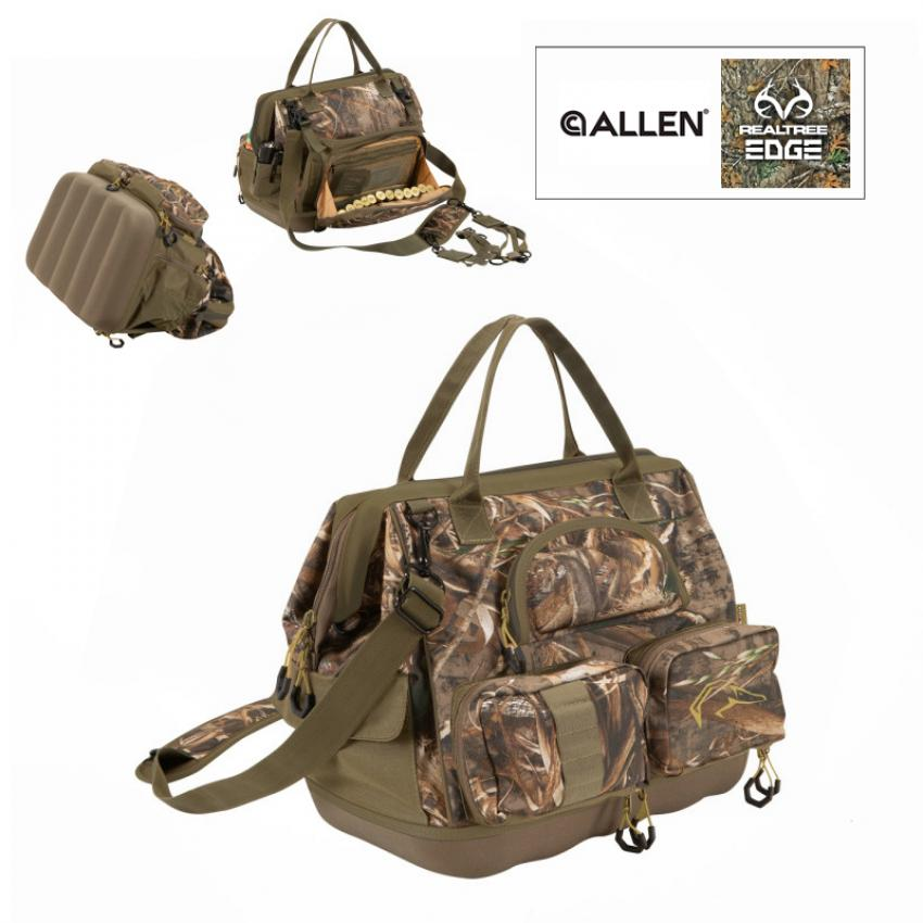 Allen Gear Fit P.P. 52 inch waterfowl blind bag Realtree Max-5