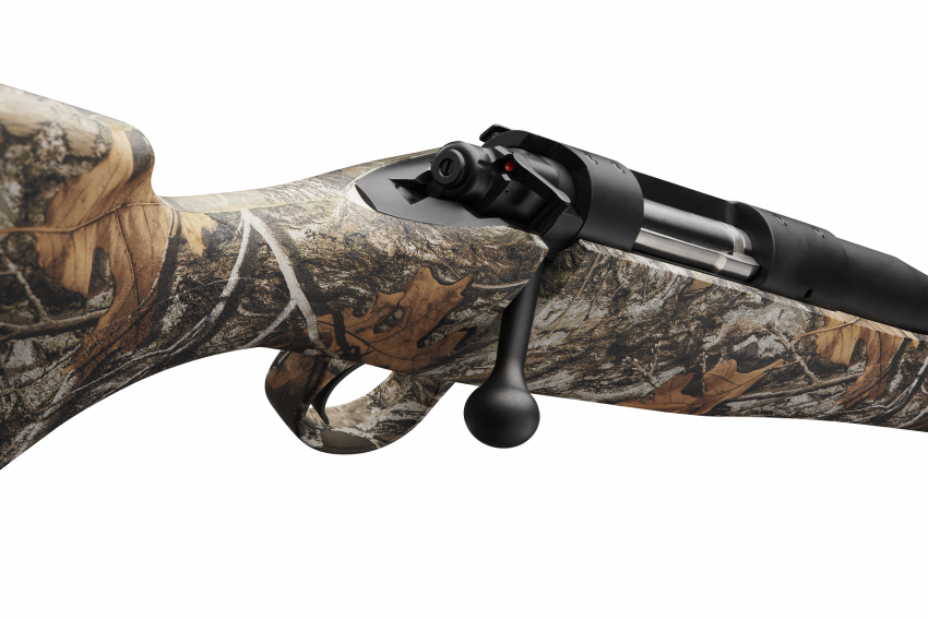 Kimber Hunter Rifle 6.5 Creedmoor Now in Realtree EDGE B