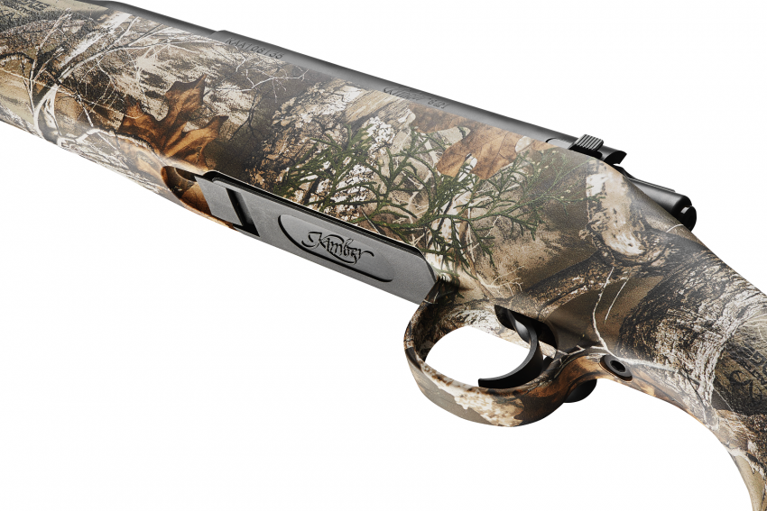 Kimber Hunter Rifle 6.5 Creedmoor Now in Realtree EDGE  A