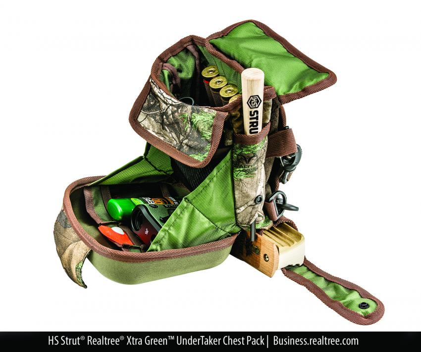 HS Strut® Realtree® Xtra Green™ UnderTaker Chest Pack | Realtree B2B