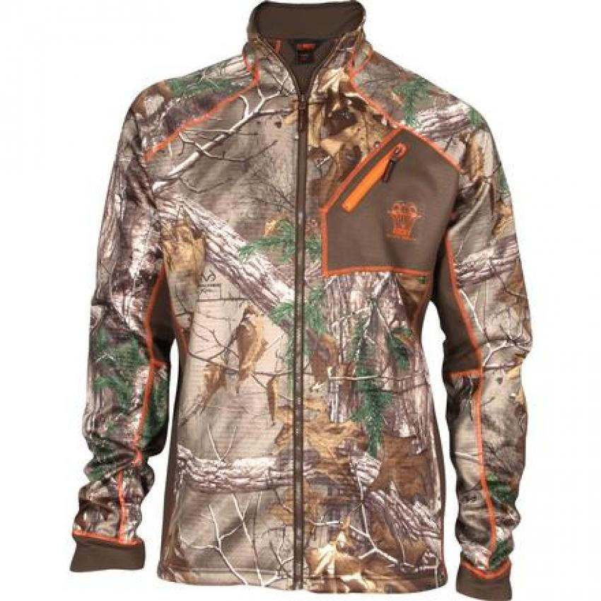 Rocky® Athletic Mobility Reatlree Xtra Fleece Jacket | Realtree B2B