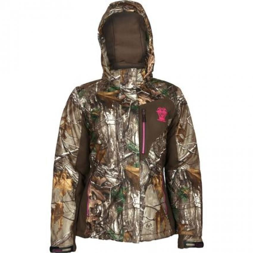 Rocky® Women's Athletic Mobility Reatlree Xtra Fleece Jacket | Realtree B2B