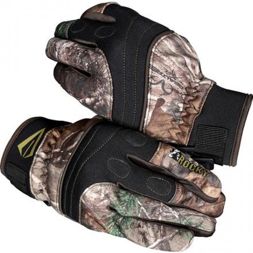 Rocky® Broadhead Ultra Grip Reatlree Xtra Gloves | Realtree B2B