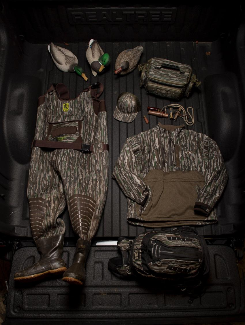 Why Realtree Original For Waterfowl Hunting Season