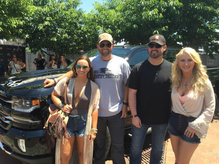 CMA Music Festival Brings Realtree, Licensees and Fans Together