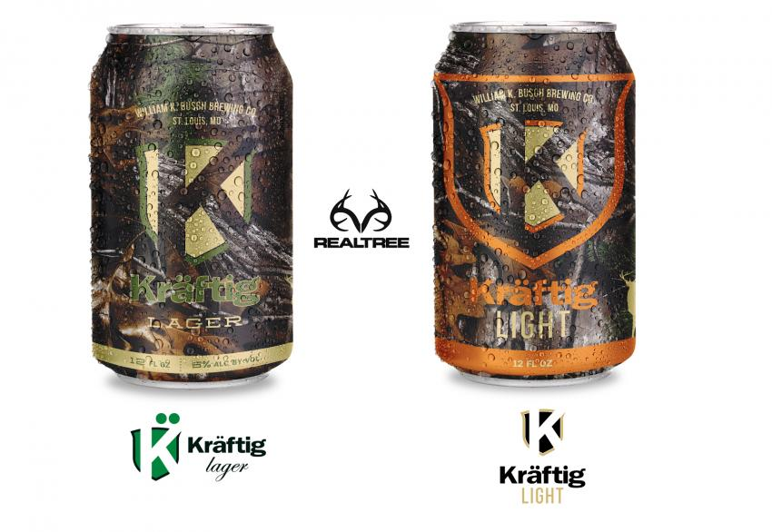Kräftig and Kräftig Light in Realtree Extra