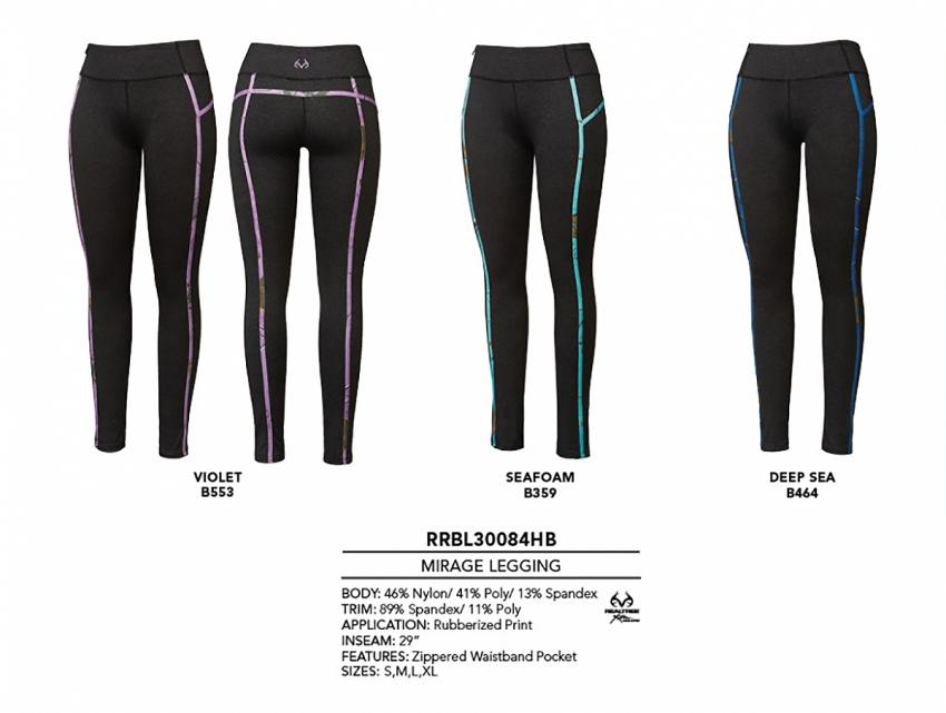 Realtree women's Activewear Legging | Realtree B2B