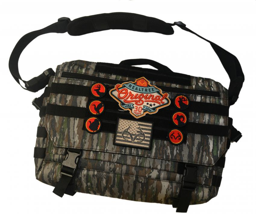 Shot show 2017 Free Giveaway | Realtree Booth 10719 | Tactical Bag