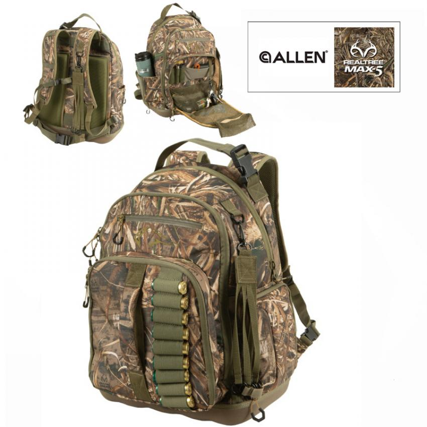 Allen Gear Fit P.P. 52 inch waterfowl Waterfowl Multi-Function Pack Realtree Max-5