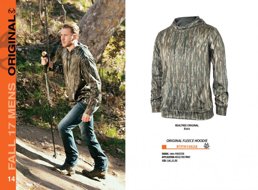 0165f0fe6 Realtree Activewear Fall 2017 Men s Collections by Colosseum ...
