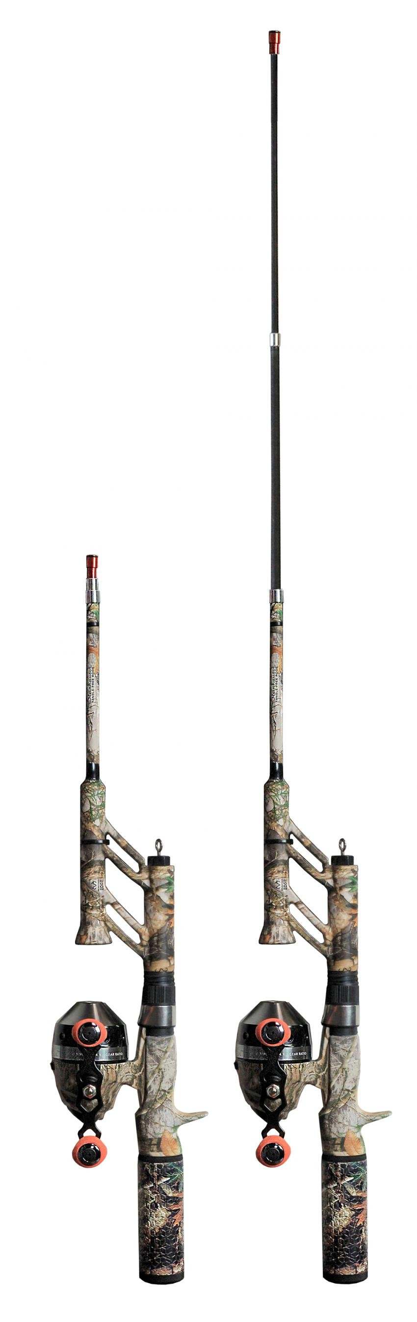ProFISHiency 6-foot 8-inch Spinning Combo in Realtree EDGE