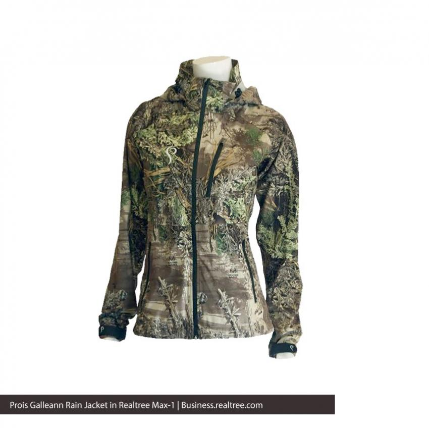 fd0ea2d4efc81 Prois Galleann Rain Jacket | Realtree B2B. Browning Wicked Wing Timber ...