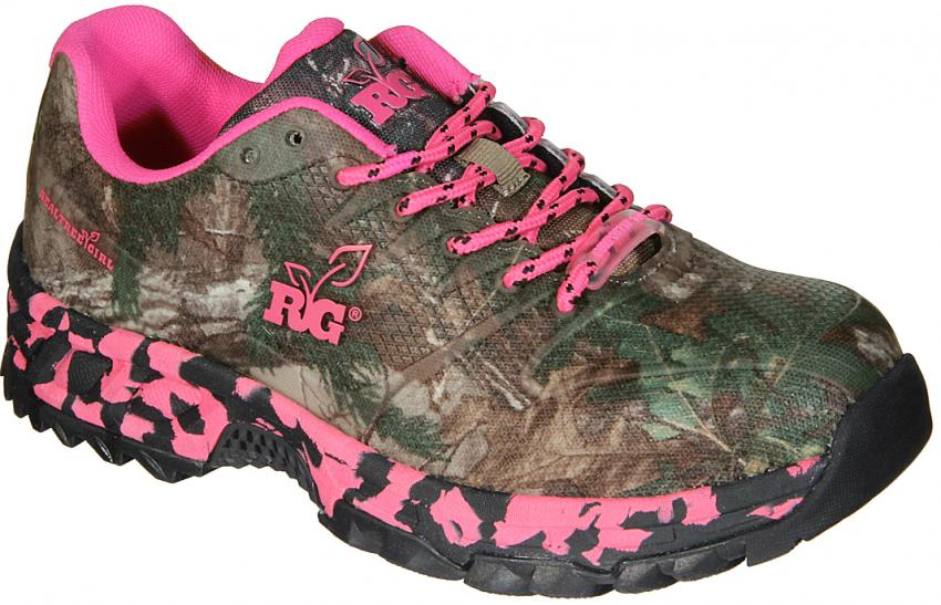 Realtree Camo Shoes for Spring 2016 by
