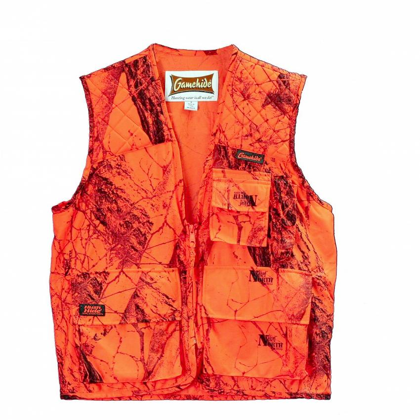 Realtree Blaze Hunting Vests