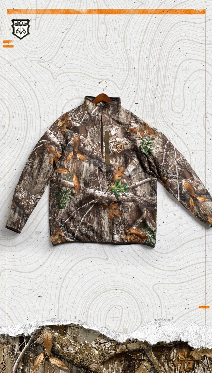 Realtree Camo Jacket