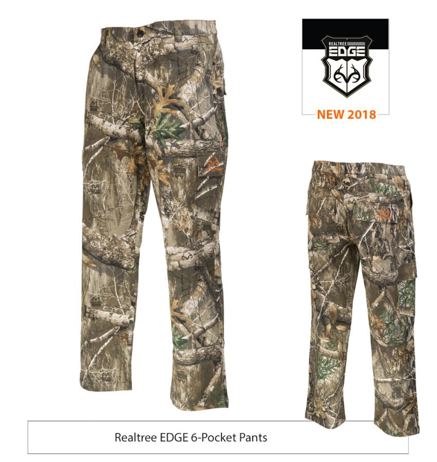 Realtree EDGE 6-Pocket Pants | Realtree EDGE