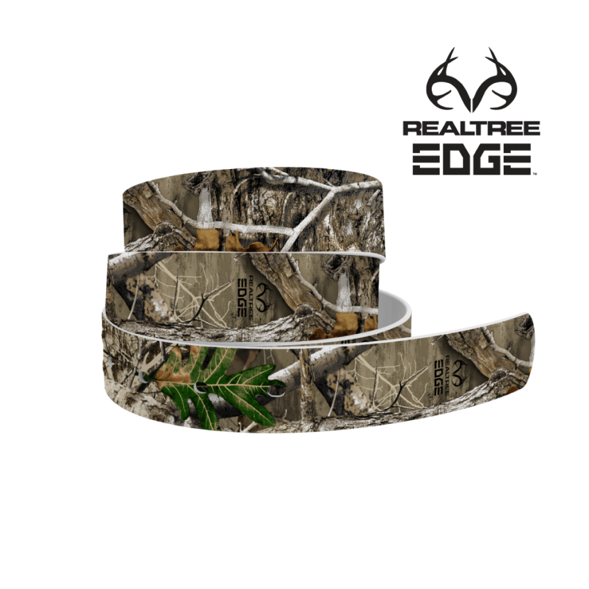 Realtree Edge Camo 4C Belt