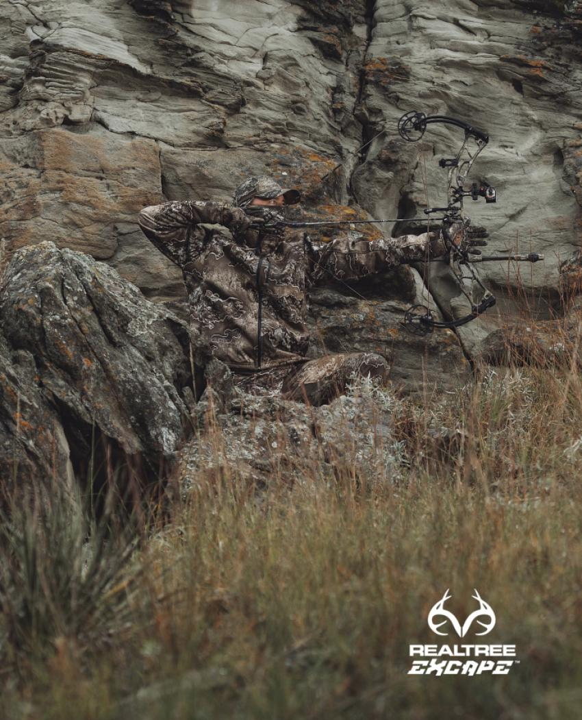 Realtree Excape western new camo hunting pattern