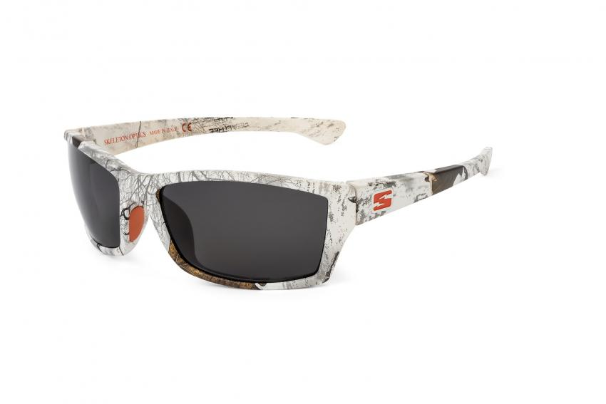 Scout Realtree Xtra Snow Edition Sunglasses Skeleton Brown | Reatree B2B